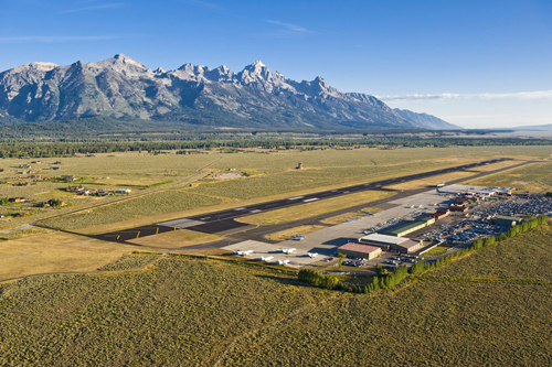 Jackson Hole Airport >> Emerge Film Solutions